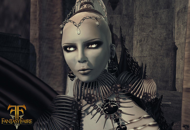 Fantasy Faire 2013 - Rfyre + Plastik face