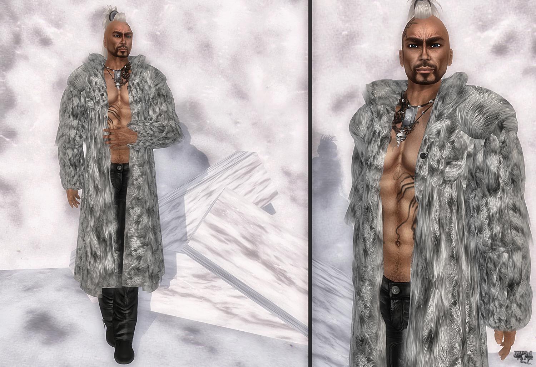 Mea Culpa - Arctic Storm grey