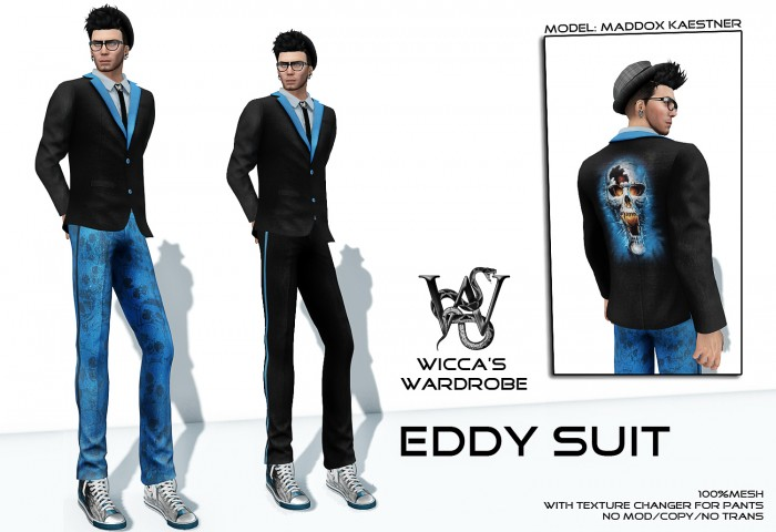 Eddi Suit Vendor