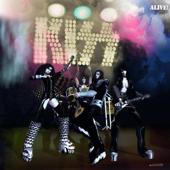 KISS Alive!