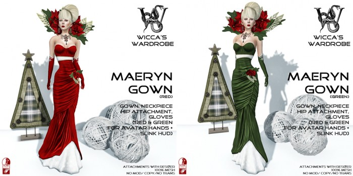 Maeryn Gown (Both)
