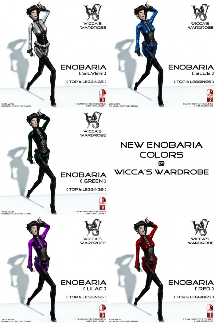 NEW @ WW - Enobaria