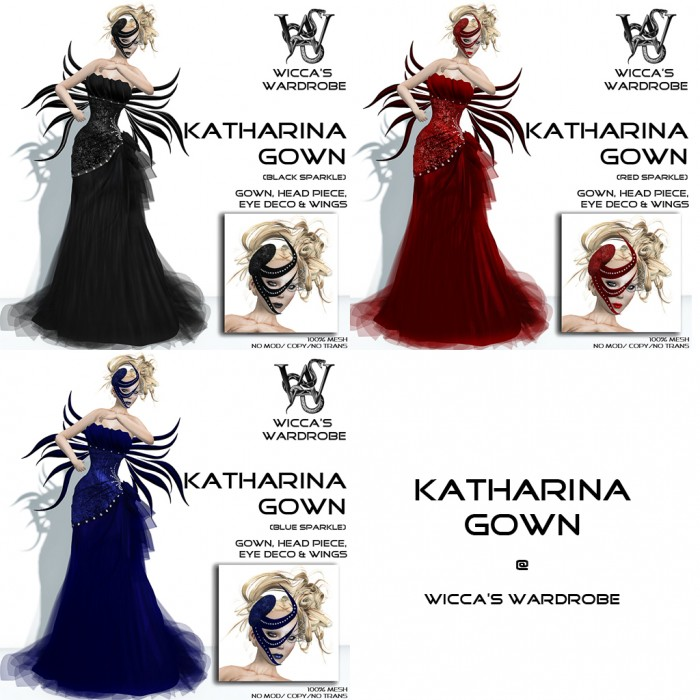NEW @ WW - Katharina Gown