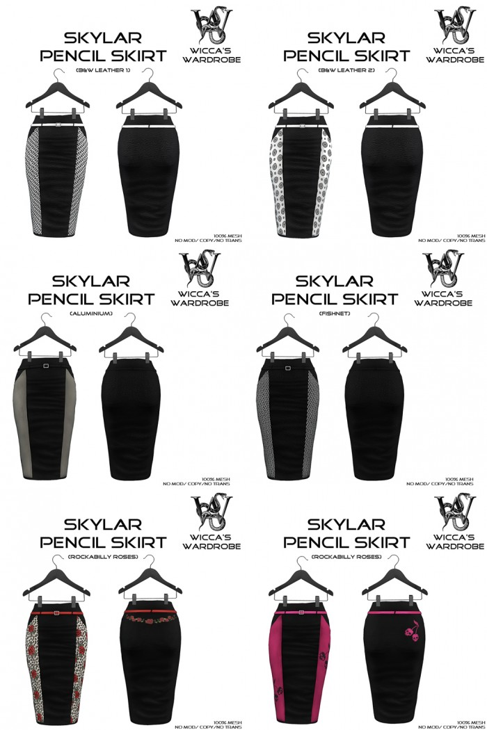 NEW @ WW - Skylar Pencil Skirt