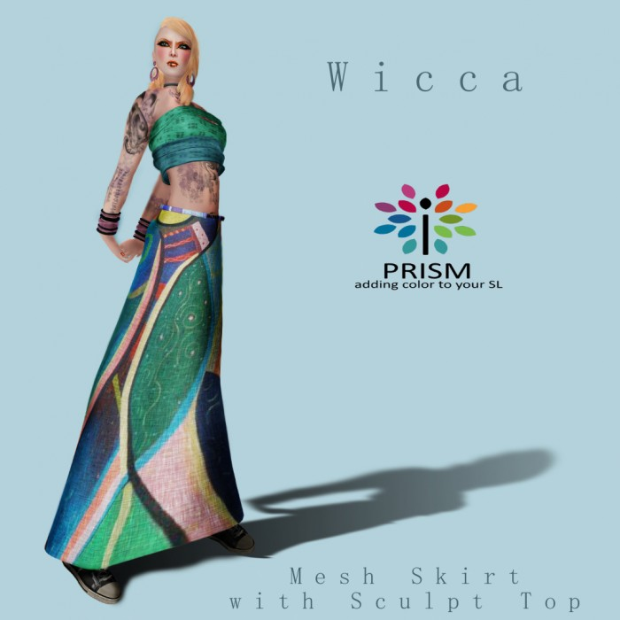 Prism Wicca by Journey Store Vendor with logo