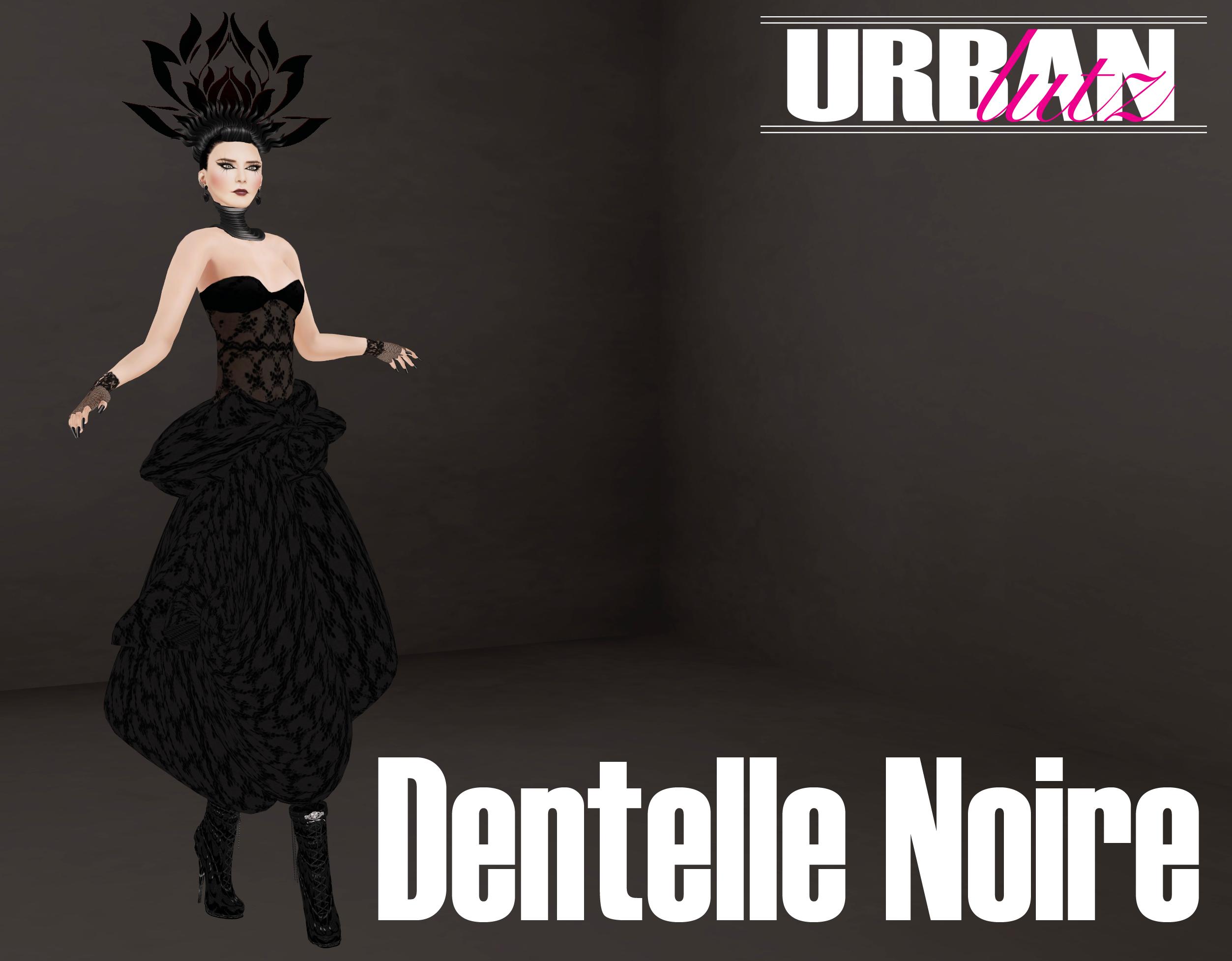 UrbanLutz Haus - Dentelle Noire