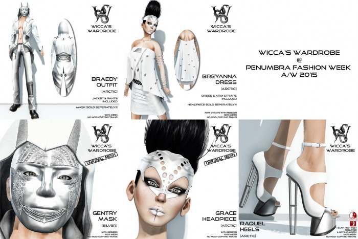 Wicca's Wardrobe @ Penumbra Fashion Week A-W 2015