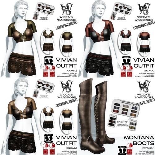 Wicca's Wardrobe @ Welove3 RP Mrch 2016