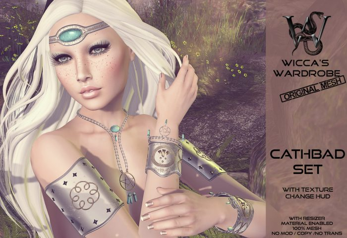 Wicca's Wardrobe - CAthbad Teaser (4-3 ratio)
