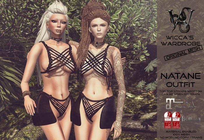 Wicca's Wardrobe - Natane Teaser (4-3 ratio)