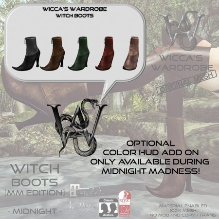 Wicca's Wardrobe - Witch MM ADD ON (1024)