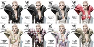 Wicca's Wardrobe - Zoomy Vest (all)