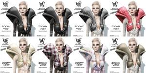 Wicca's Wardrobe - Zoomy Vest (all)