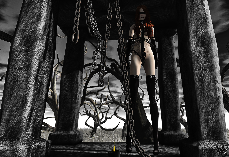 Wicca's Wardrobe - Torn 004