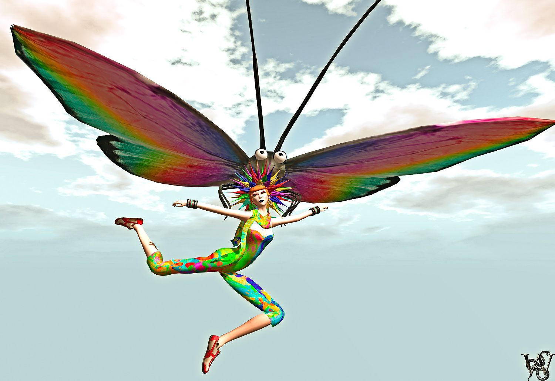 Rainbow Hunt - FP+SS 001