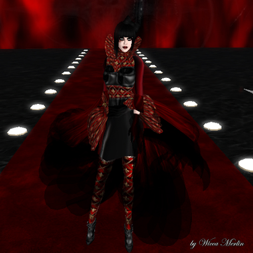 Gothic Fashion Fair 2009 001