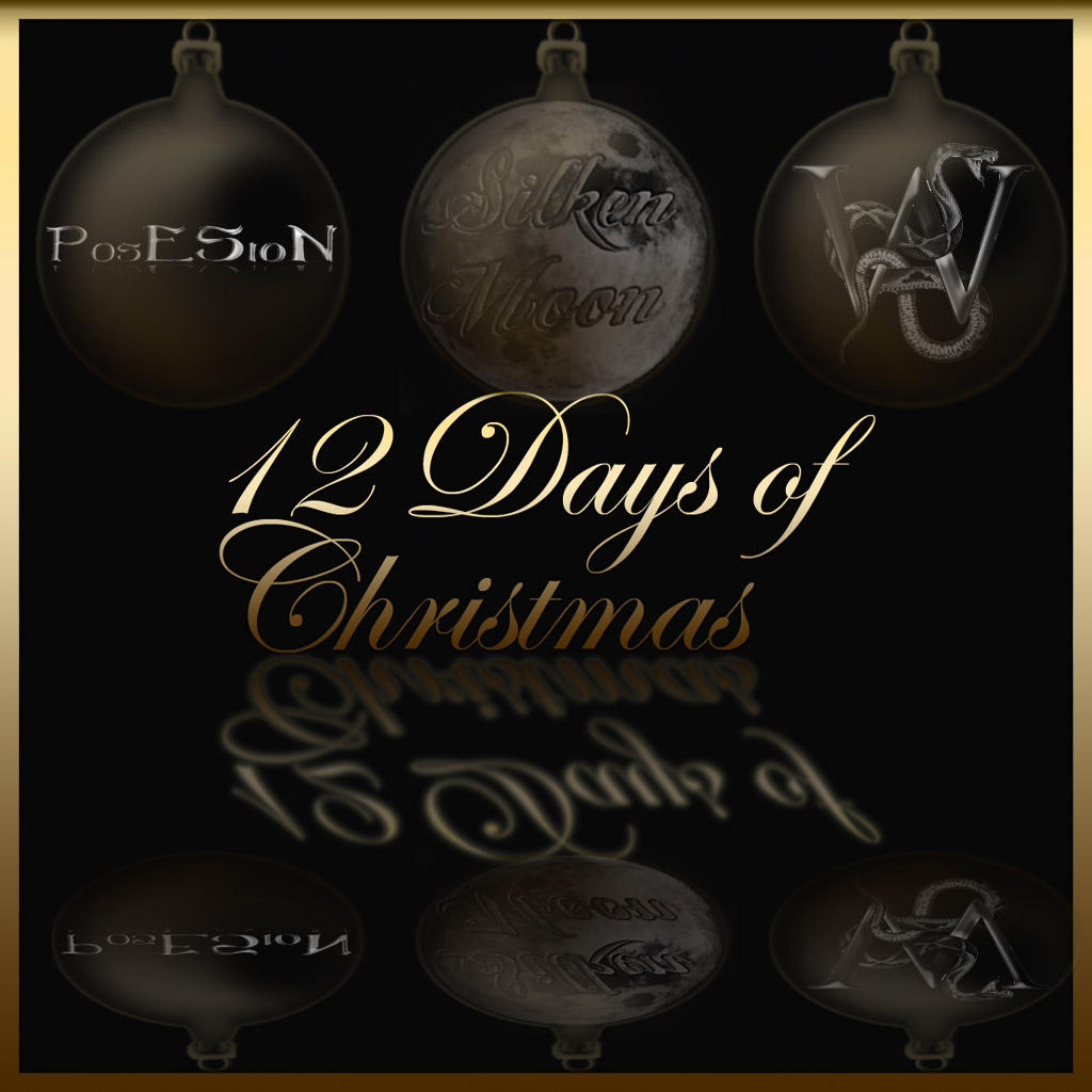 12 days of X mas poster