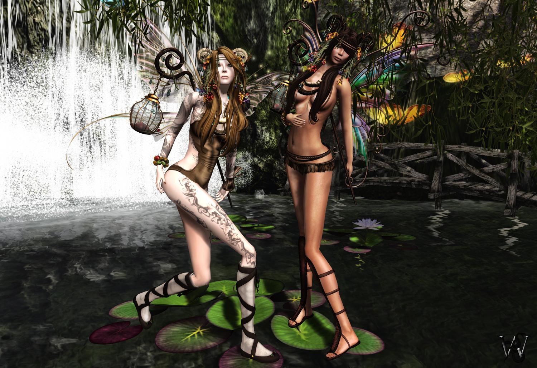 Saz & Wicca 001