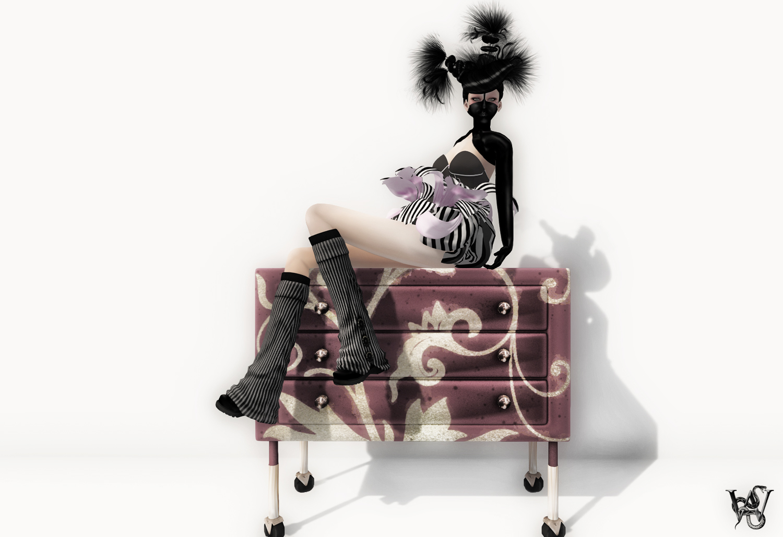 Gothic Lolita 001