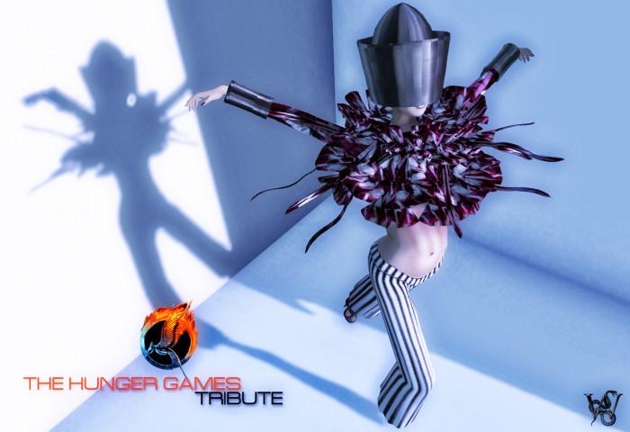 Hunger Games - Zibska 01