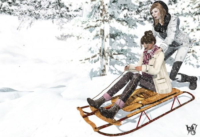 Sazzy&Wicca Snowy 1