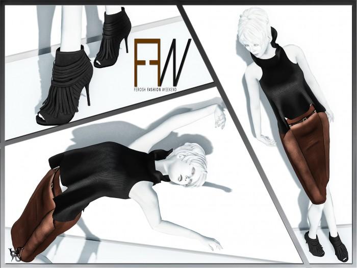FEROSH FW 2016 - Black Label Boutique - Kenya