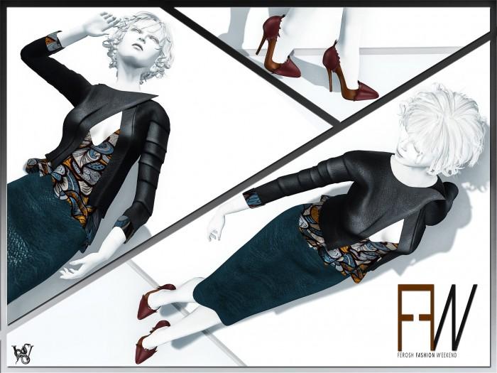 FEROSH FW 2016 - Black Label Boutique - Steller