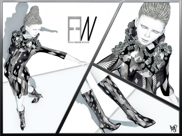 FEROSH FW 2016 - Byrne - Diamond Doll