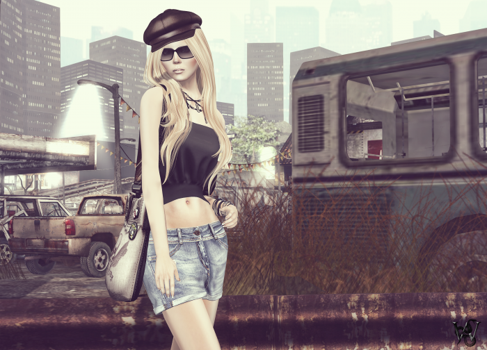 E-Clipse Magazine - Wicca Merlin - Shorties 04