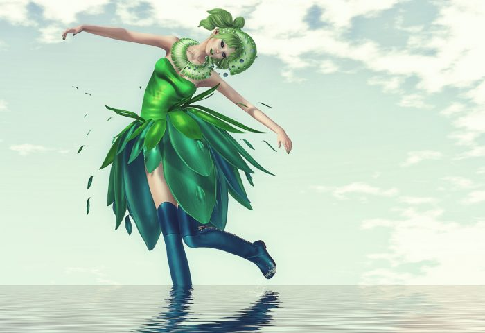 Zibska Green 07