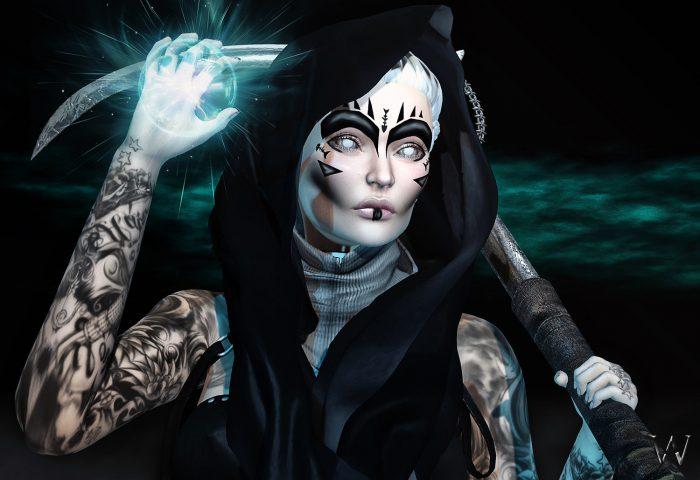 Night Walker Wicca Merlin