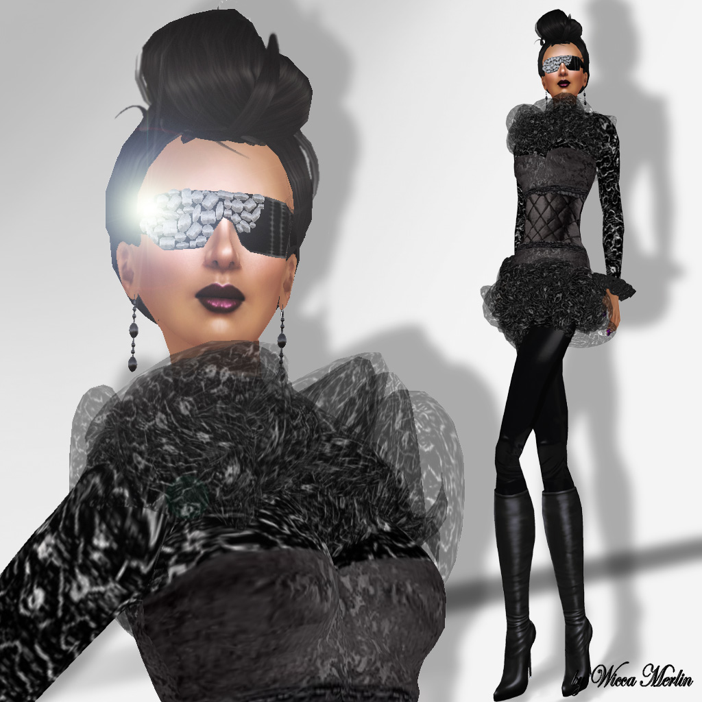 Haute Couture Faster Pussycat 002