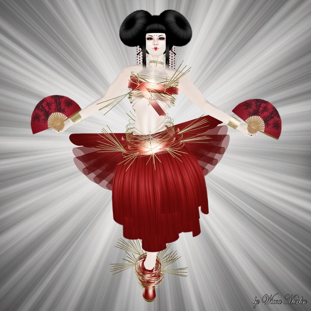 Miss Gems & Kisses - Wicca Merlin - Japan 003a