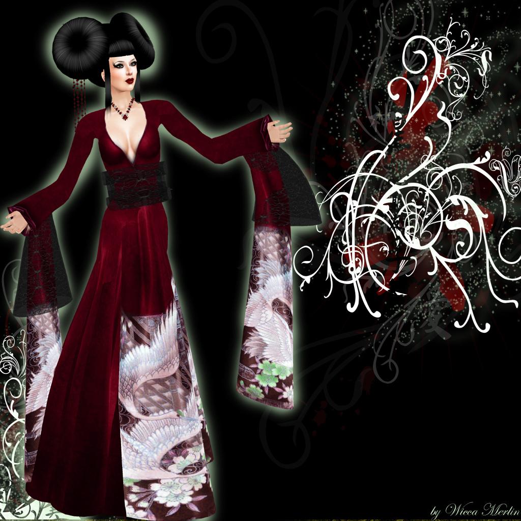 Miamai - Blossom Red 001