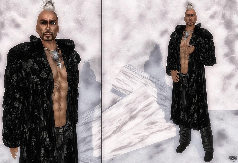 Mea Culpa - Arctic Storm black