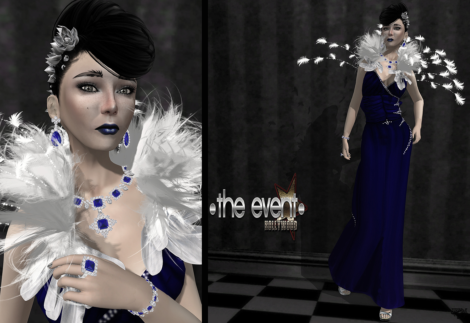 The Event Hollywood - GlamnitDamnit
