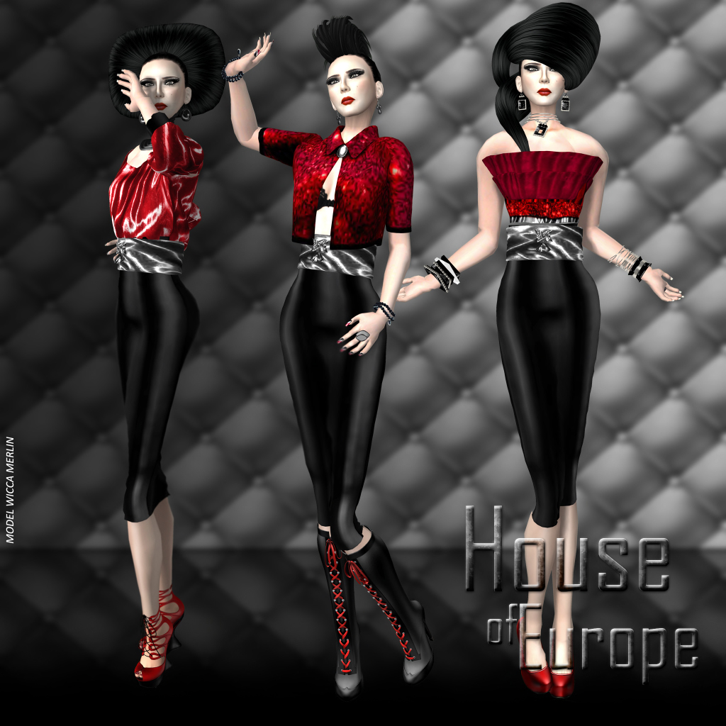 HOE - FEMME FATALE RED