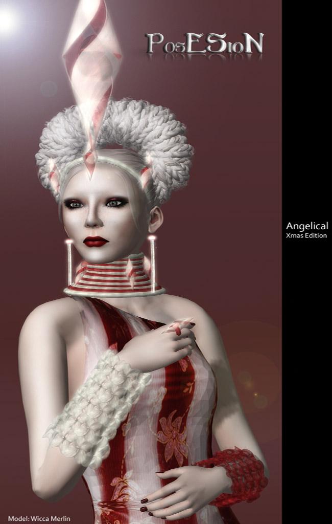_PosESioN_ Angelical Set Xmas Edition