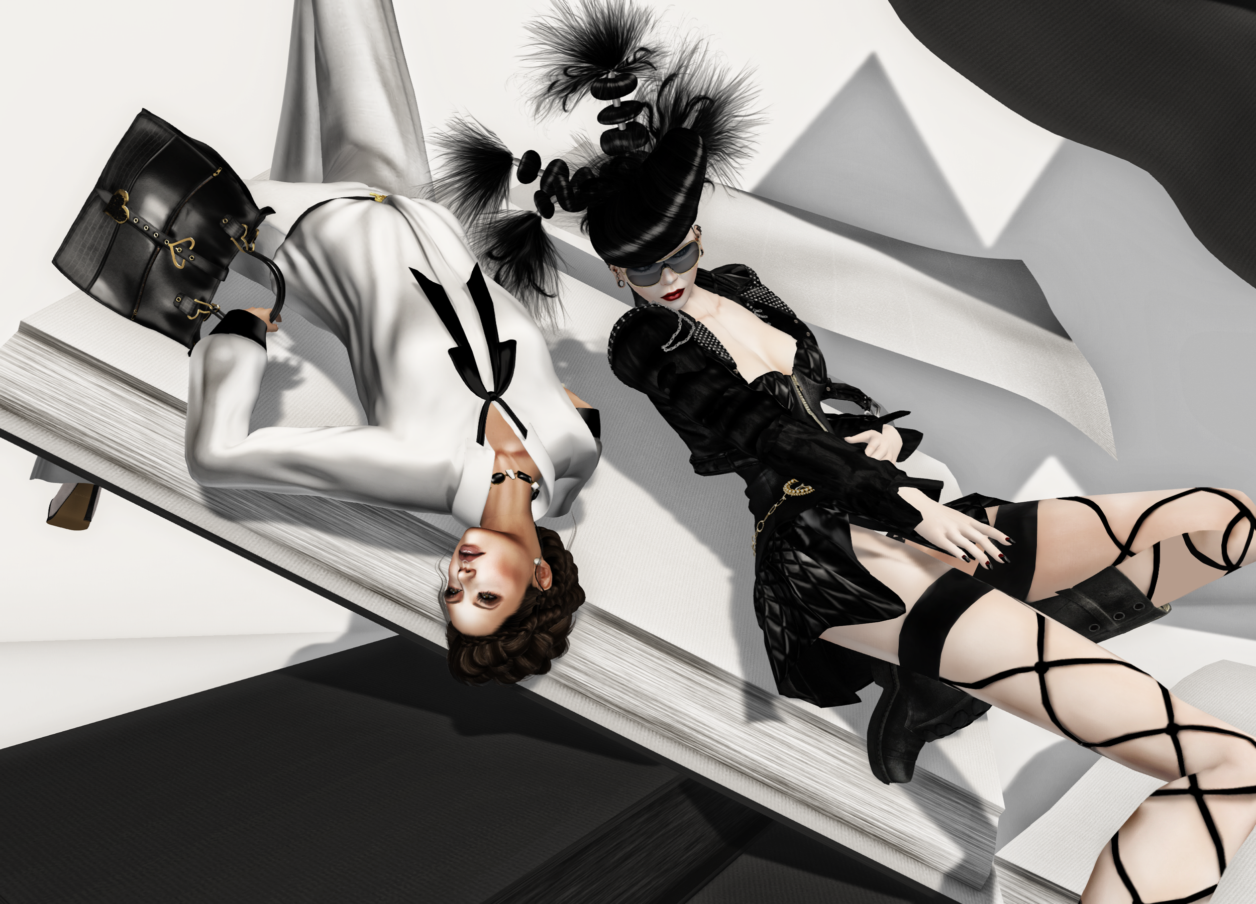 Trends_Black & White_Wicca&Sazzy_pic1