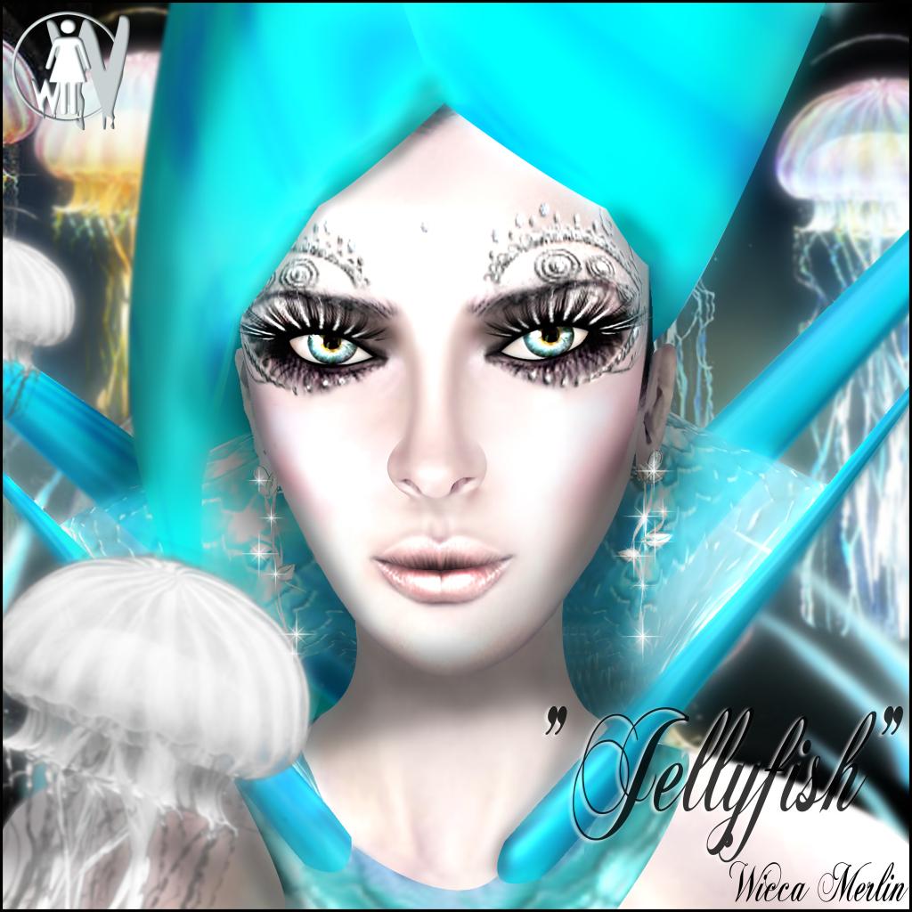 White Widow Wicca - Jellyfish