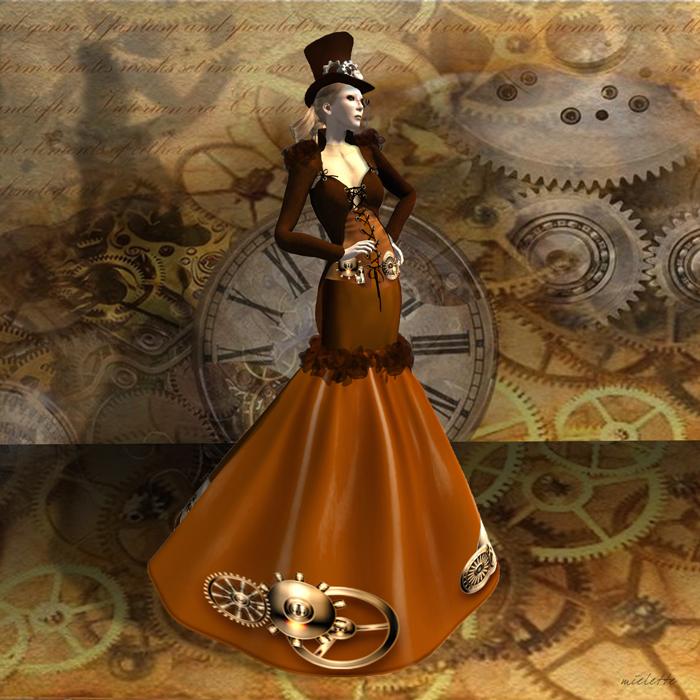 Wicca Steampunk