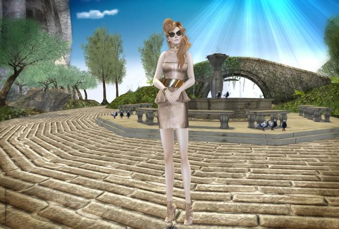 wicca skirt
