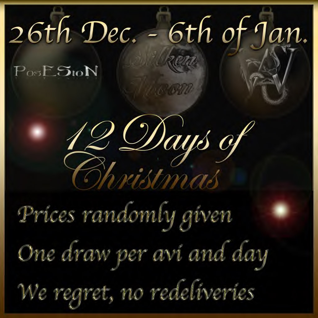 12 days rules