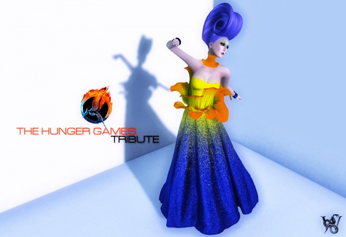 Hunger Games - EF Designs 01