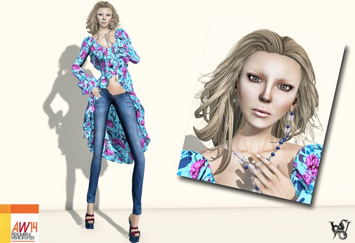 PENUMBRA AW FW 2014 - Glitter 01
