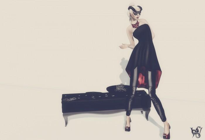 Black-Red 01