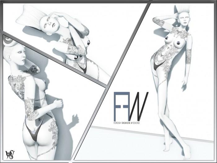 FEROSH FW 2016 - DARE Poses 2