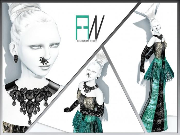 FEROSH FW 2016 - JUMO - Cult Gown